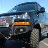 Aluminum Winch Bumper