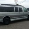chevy express 3500 explorer van with 5 inch suspension lift
