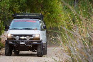 Chevrolet Expresss 4x4 van