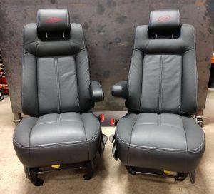 Ultra Seat Conversion