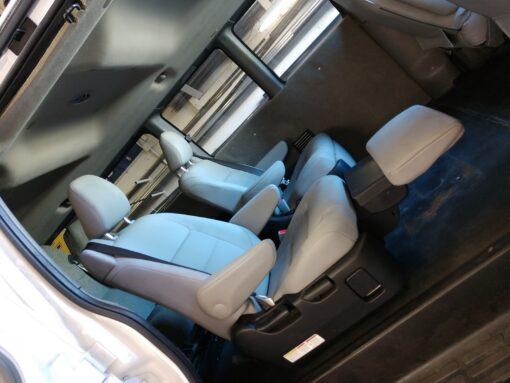 chevrolet express van reat passenger seats