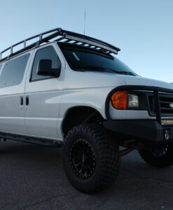 Ford E-SERIES Aluminum Roof Rack