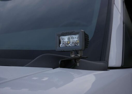 LightForce LED Pod on new stealth series brackets