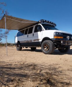 stealth aluminum roof rack