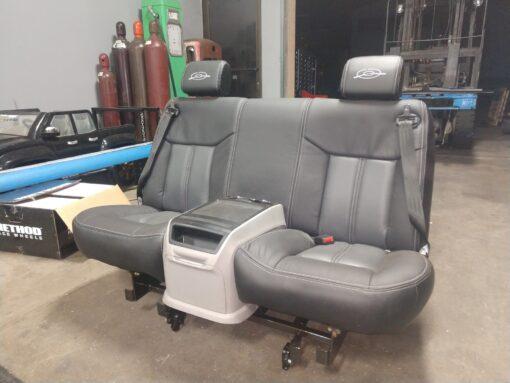 chevrolet express van ultra bench seat converson
