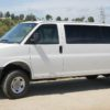 4×4 Chevrolet Express Van Conversion