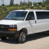 Chevrolet Express Van 4×4 Conversion Torsion Bar