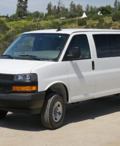 Chevrolet Express Van 4×4 Conversion Torsion Bar