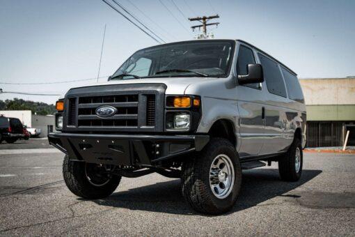Ford Econoline Van Custom Front Bumper