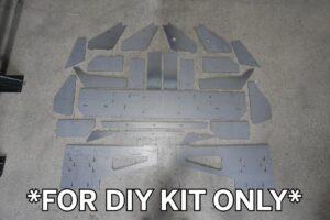 Ford Econoline DIY Kit
