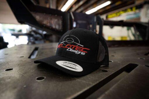 WeldTec Designs Classic Curved Bill Snapback Hat